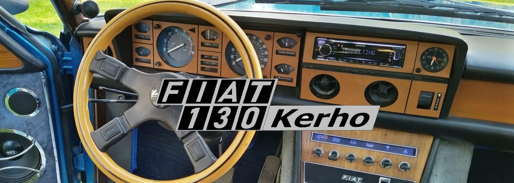 Fiat 130 Kerho